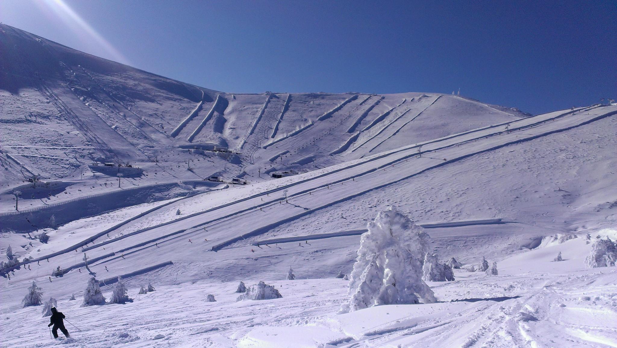 Cursos de esquí jóvenes y adultos | Club Grupo Joven Madrid