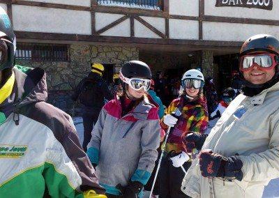 Club de esquí en Madrid para adultos