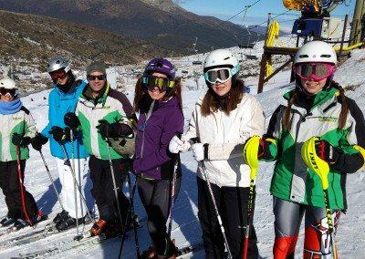 Curso Monitor de esquí