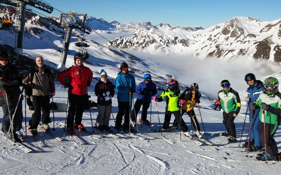 Viaje de esquí a Baqueira en Semana Santa | 18 al 22 de marzo 2016