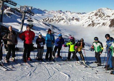 Viaje_de_esqui_en_grupo_organizado_Club_Grupo_Joven_enero_semana_de_reyes