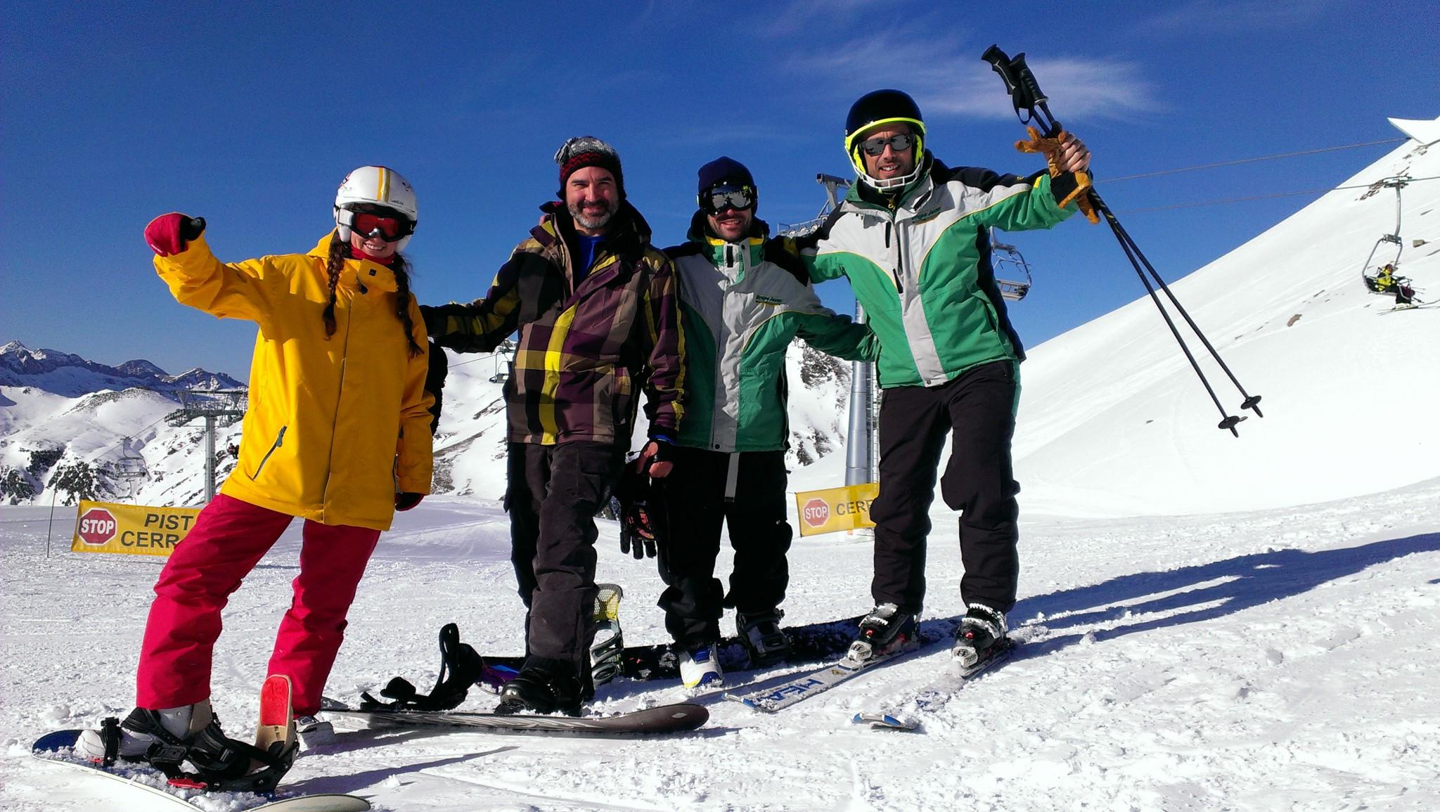 Viajes de esquí y snowboard