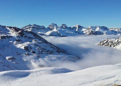 Viajes de esquí a Astún Pirineo Aragonés Club Grupo Joven