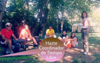 Curso de Coordinador de Tiempo Libre en Madrid | inicio 5 de septiembre 2016