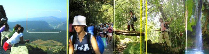 Campamentos de Verano en Espana Club Grupo Joven en León y Navarra