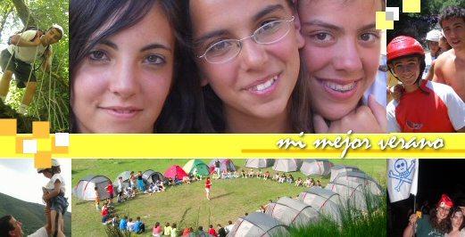Campamentos de Verano en España Multiaventura para niños, jóvenes y adolescentes