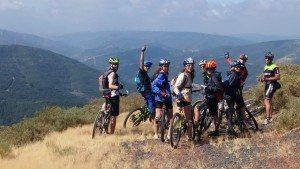 Campamentos de Verano en España para niños jóvenes adolescentes Multiaventura Bicicleta Mountain Bike