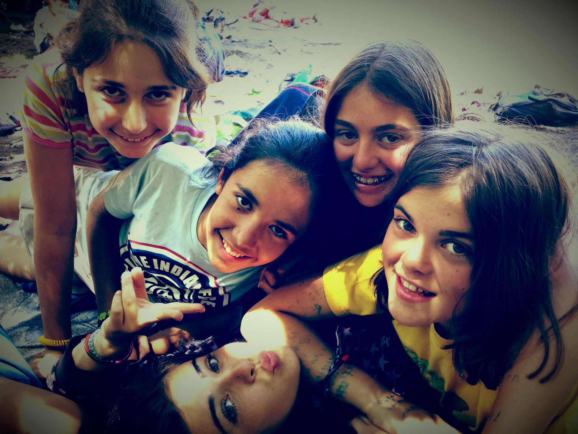 Campamentos de Verano en España para niños jóvenes adolescentes Multiaventura con inglés o español