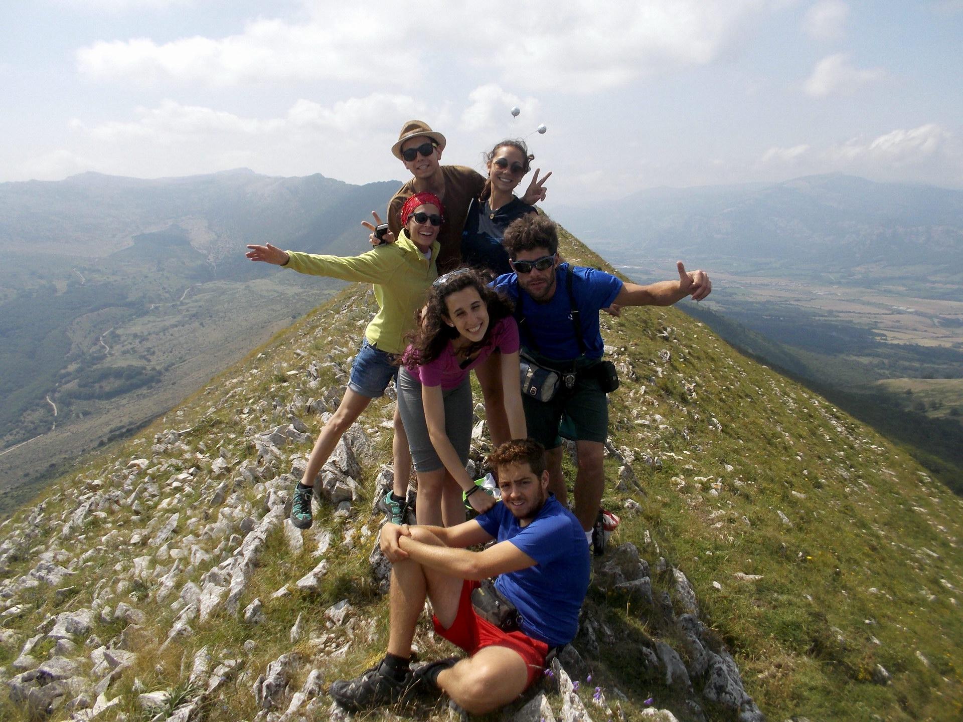 Campamentos de Verano en España para niños jóvenes adolescentes Multiaventura Rutas de montaña