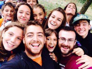 Campamentos de Verano en España para niños jóvenes adolescentes Multiaventura Amigos en inglés y español