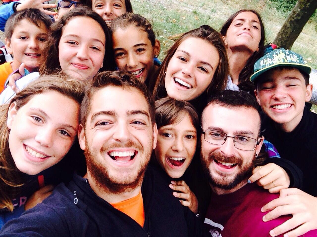 Campamentos de Verano en España para niños jóvenes adolescentes Multiaventura en inglés y español