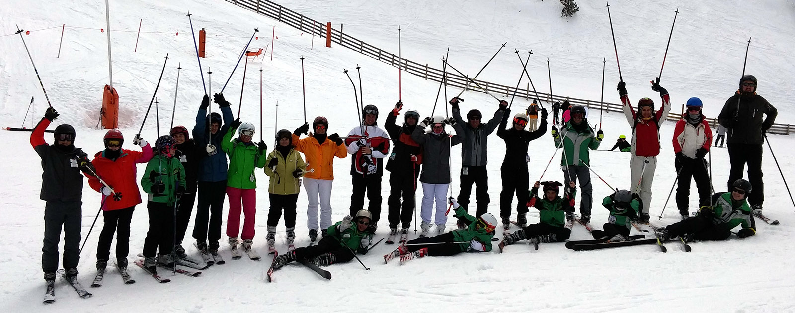 Viaje de esquí a Cerler