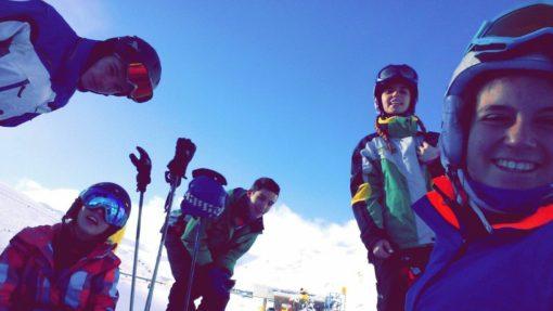 Viaje de esquí a Astún jovenes
