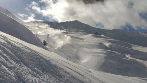 Viaje de esquí a Astún pirineos