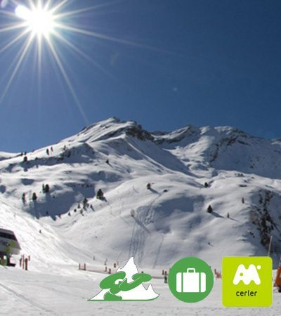Viajes de esquí a Cerler Grupo Joven