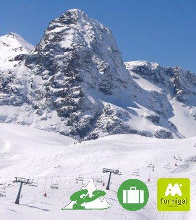 Viajes de Esquí a Formigal Grupo Joven