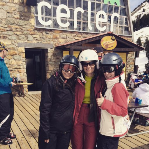 Viajes de esquí a Cerler ski snowboard Pirineo Aragonés