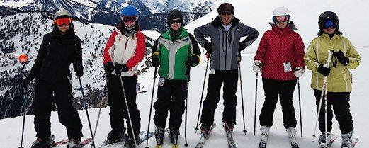 Viaje de esquí a Cerler ofertas ski snowboard jóvenes y adultos