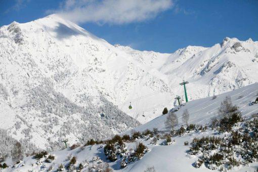 Viajes de esquí de Formigal Pirineo Aragonés