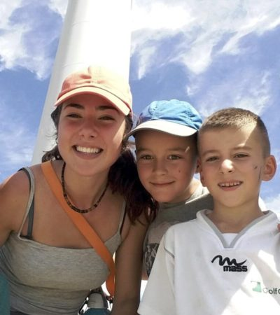 Campamento de Verano Multiaventura para niños en España León adolescentes senderismo montaña