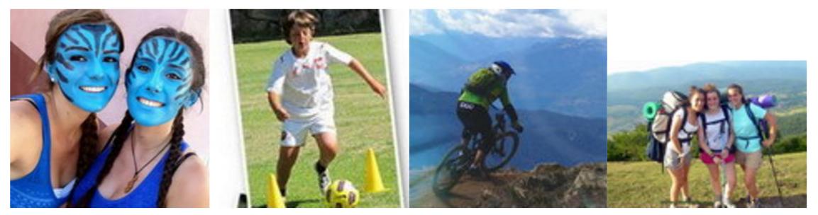 Campus de fútbol para niños y adolescentes en España León