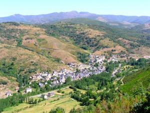 Campamentos en León - Panorámica