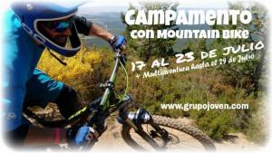 Campamento de Mountain Bike para jóvenes en España León