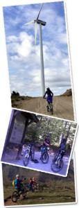 Campamento de mountain bike en España para jóvenes adolescentes bicicleta