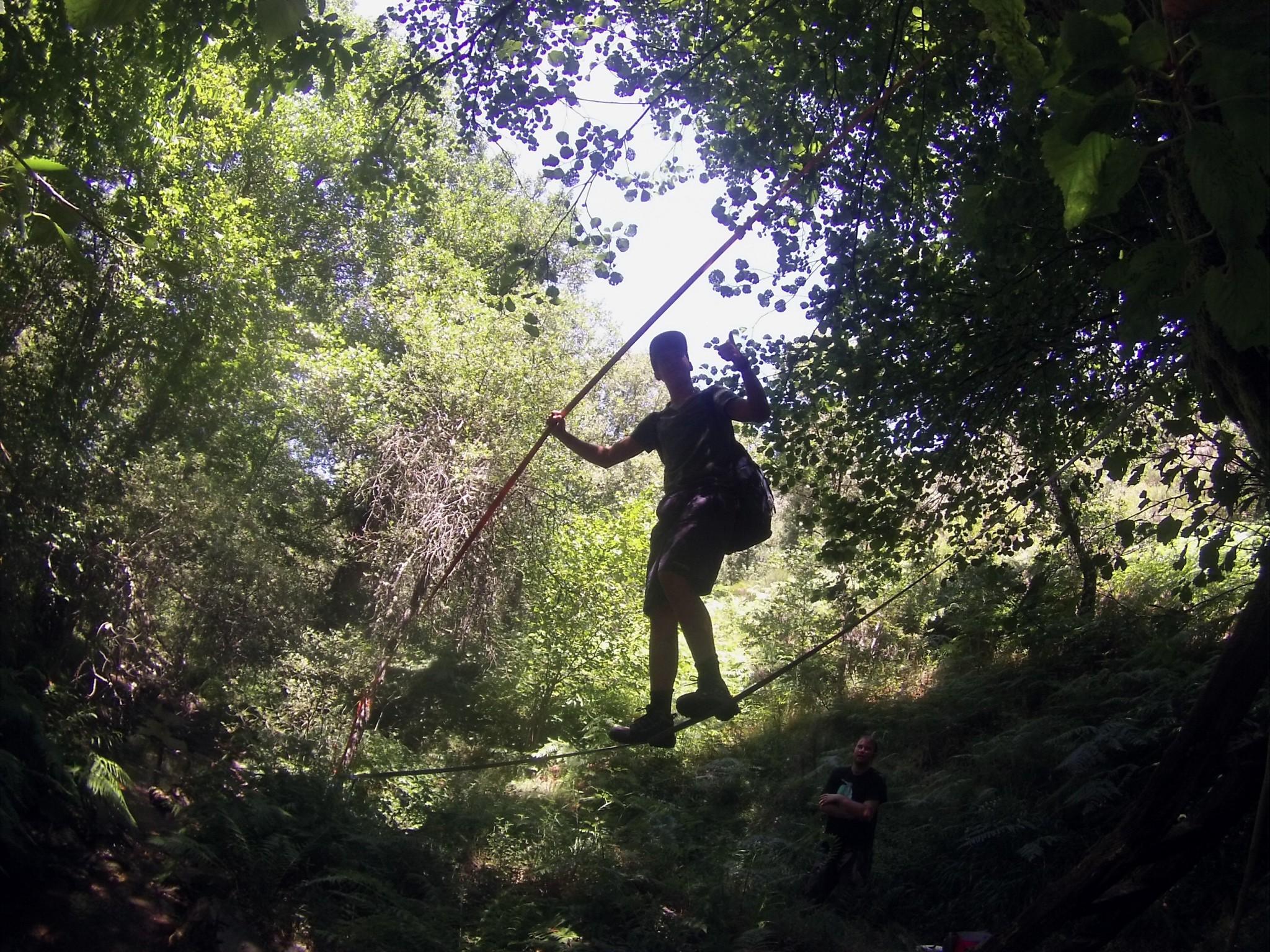 Campamentos de verano en España León aventura naturaleza