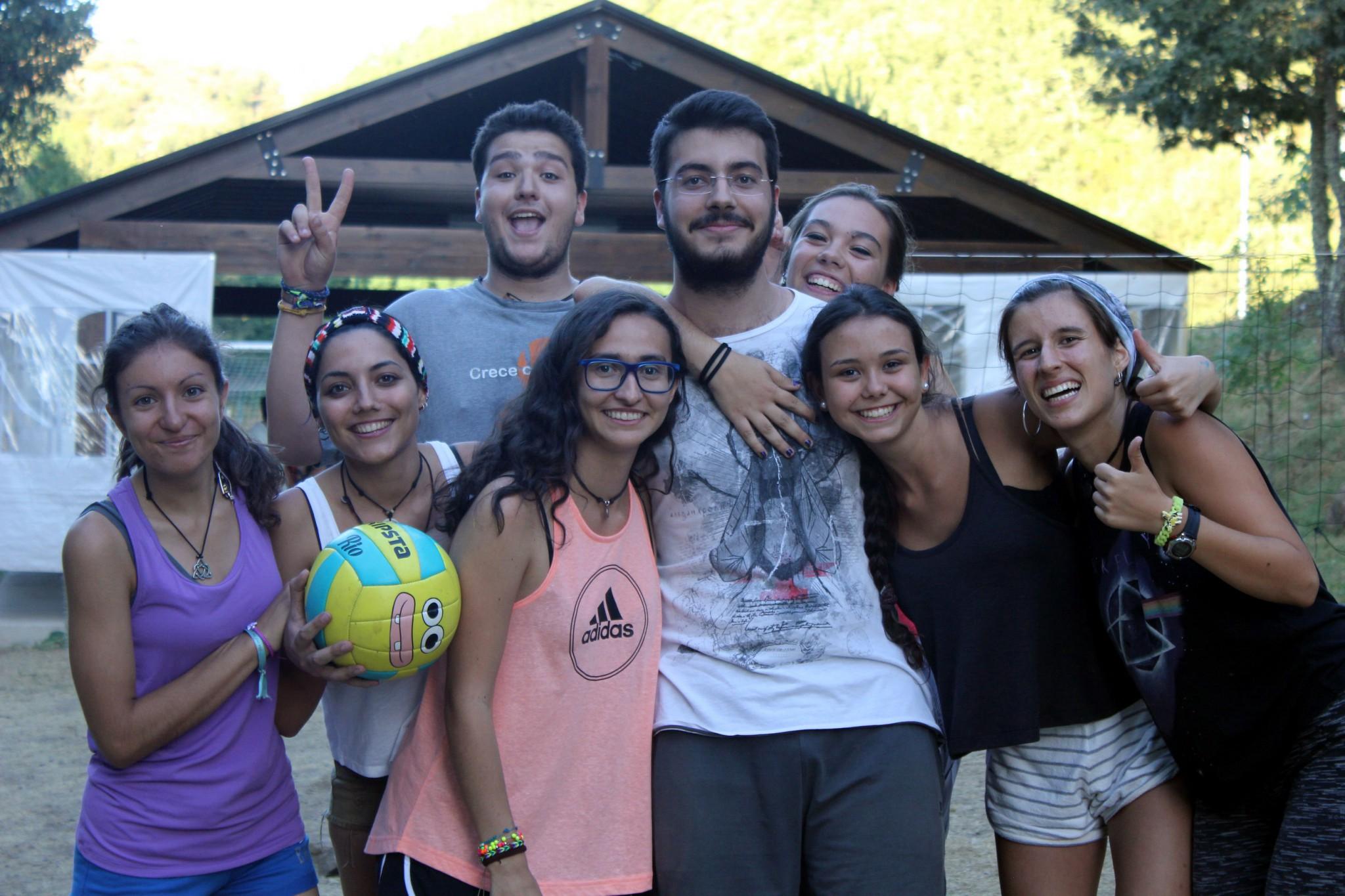 Campamentos de verano en España para jóvenes y grupos de amigos