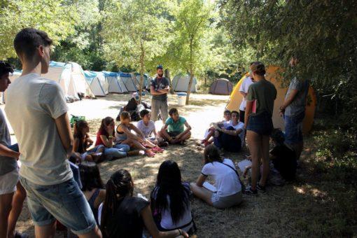 Curso monitor de tiempo libre de verano intensivo con campamento julio más septiembre titulo oficial clases y actividades