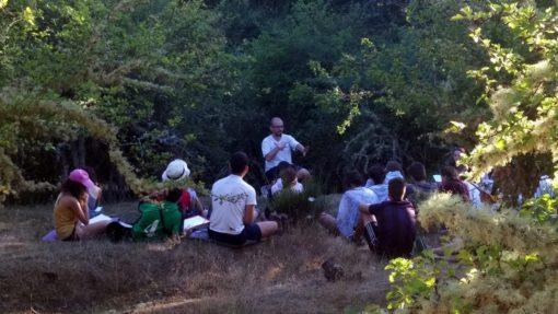 Curso de Monitor de Tiempo Libre de Verano con campamento intensivo julio septiembre Título oficial salidas y aula activa