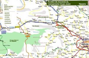 Plano de Carreteras