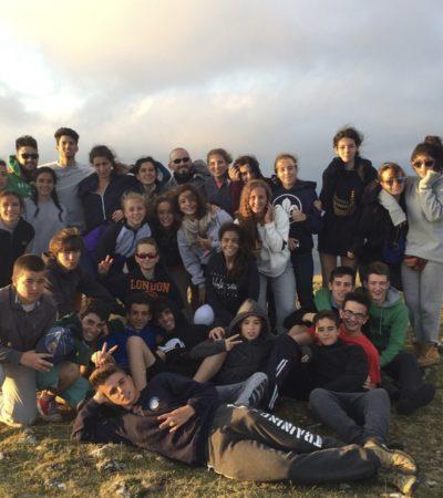 Campamento de Verano Multiaventura para jóvenes en España Navarra montaña y agua jóvenes