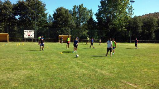 Campamentos de verano con fútbol en España León