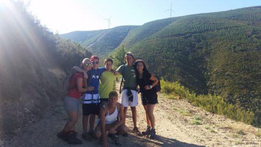 Campamentos de verano en España León senderismo 1