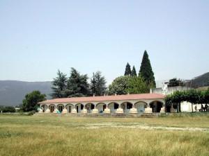 Campamentos de verano en Navarra instalaciones Grupo Joven