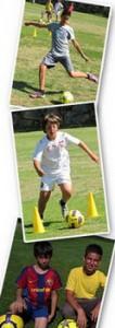 Campus Fútbol Multiaventura para jóvenes en León