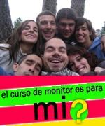 Curso de Monitor de Tiempo Libre de verano en Madrid y León para jóvenes Para mi