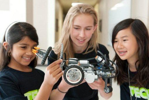 Campamento de tecnología para jóvenes en España Leon Robótica