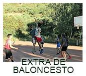 Campamentos de Verano para niños - Actividades Opcionales - Extra de Baloncesto