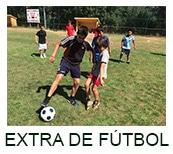 Campamentos de Verano para niños - Actividades Opcionales - Extra de Fútbol