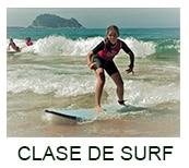 Campamentos de Verano para niños - Actividades Opcionales - SURF