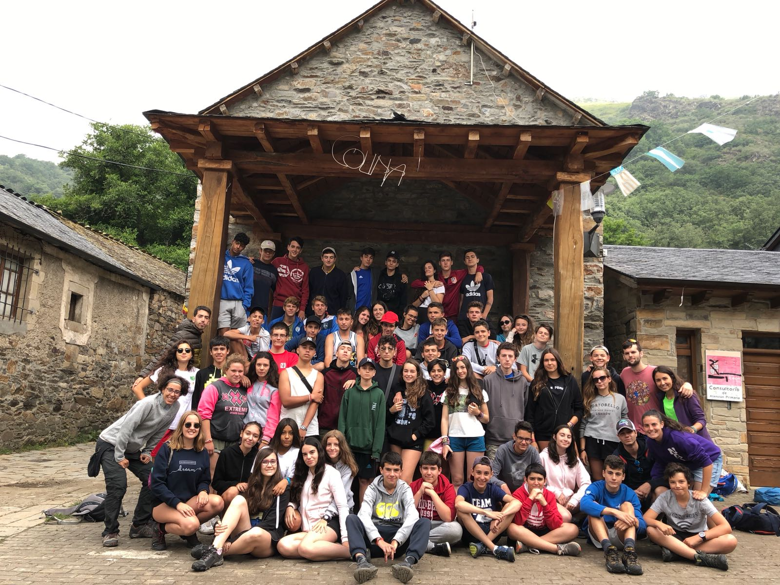 Campamento de verano España visitas culturales turismo rural