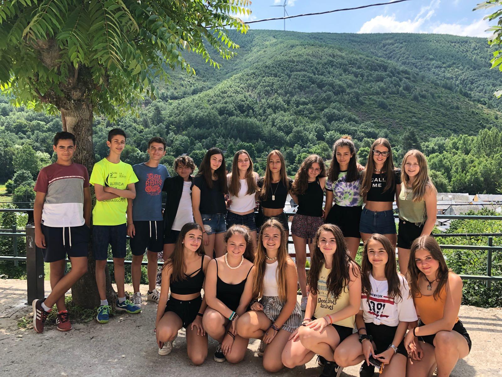 Campamento multiaventura para jóvenes en España Castilla y León