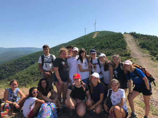 Campamento de verano multiaventura y montaña para adolescentes