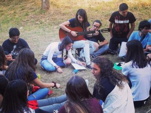 Campamento de verano musical para niños y jóvenes