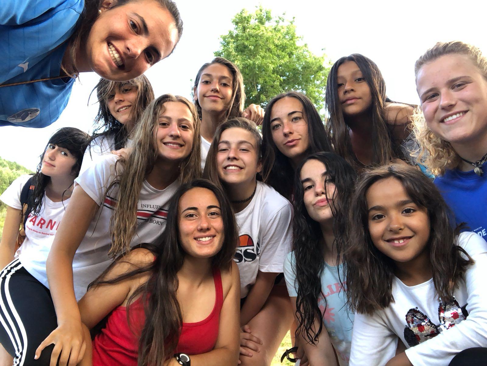 Campamento de verano multiaventura para niños y jóvenes en España León